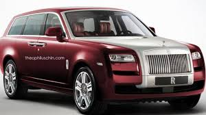 rolls royce says suv will use aluminum spaceframe unrelated to bmw