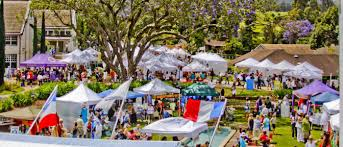 the seabury hall craft fair happens the day before mother u0027s day