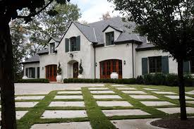 Oct   This Threestory Stucco Home In Roswell Was Built - French country home design