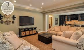 3 unique basement finishing projects you will love home
