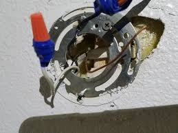 What Is A Bathroom Fixture Install Bathroom Light Fixture No Junction Box How To Replace Tos