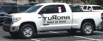 american toyota the 2015 toyota tundra more american than the competition