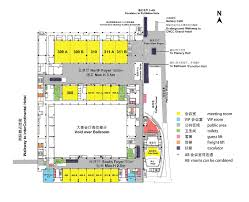 library of congress floor plan china national convention center