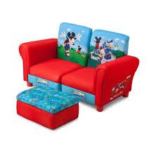 mickey canapé enfant et pouf achat vente fauteuil canapé bébé