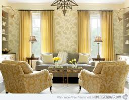 Yellow And Gray Accent Chair 15 Fab Living Room Designs With Yellow Accent Home Design Lover