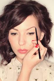 how to get the perfect brows tutorial keiko lynn