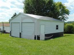 2 car garage 2 car garages two car garages metal garages