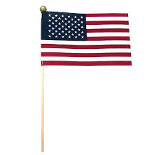 Flags Of The United States U S Stick Flags 4x6