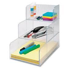 Acrylic Desk Accessories Storage Organization Appealing Acrylic Desk Drawer Organizer