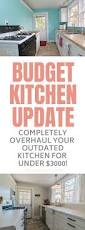 budget farmhouse kitchen remodeling ideas love u0026 sweet tea