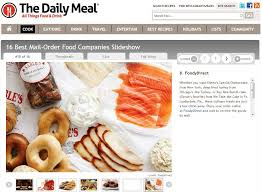 mail order food we ve been awarded one of the nation s best mail order food