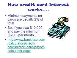 Formula Credit Card Minimum Payment 19 Charge It What S The Difference Between Debit And