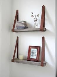 Diy Bathroom Ideas 10 Simplicity Diy Bathroom Shelves Home Design And Interior