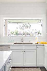 Kitchen Sink Size And Window by Tilt Out Window Over Kitchen Sink Transitional Kitchen