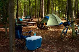 new river gorge campgrounds and fall camping essentials new