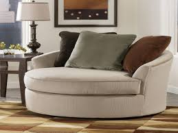 Armchair And Chaise Lounge Oversized Lounge Oval Chair Oversized Round Swivel Chair With
