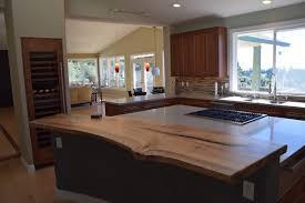 mystery island kitchen live edge kitchen island awesome live edge mystery wood kitchen island