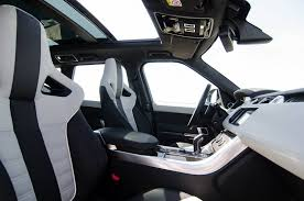 white land rover interior 2016 range rover sport svr review gtspirit