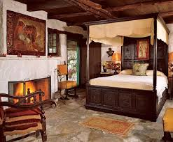 Spanish Style Bedrooms Spanish Colonial Interiors Decor To Adore