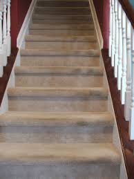 remodelaholic under 100 carpeted stair to wooden tread makeover diy