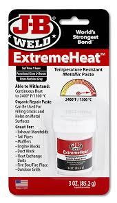 amazon com j b weld 37901 extreme heat high temperature resistant