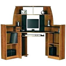 Computer Storage Desk Corner Desks With Storage Top Corner Storage Desks