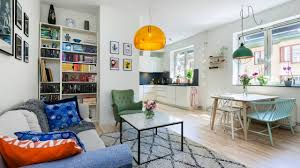 happy and bright scandinavian apartment design youtube
