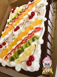 pastel de tres leches con fruta tres leches cake with fruit my