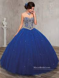 blue quinceanera dresses strapless a line quinceanera dress by s bridal princess 4q512