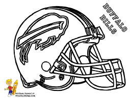 football team helmet coloring pages buffalo bills gekimoe u2022 94103