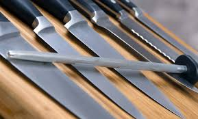 sharpening kitchen knives sharpening steel whetstone sharpener kitchen knife maintenance