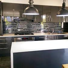 cheap kitchen splashback ideas 22 best splashback images on kitchen ideas glass and