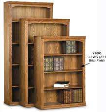 Staples Bookshelves by Real Oak Bookcases