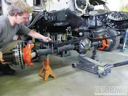jeep suspension diagram building a dana 60 front axle that u0027ll never fail diesel power