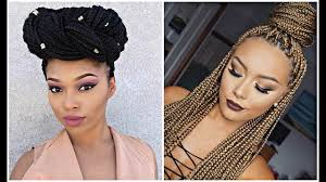 african braids hairstyles african braids pictures 2017 braided hairstyles for black african american women youtube