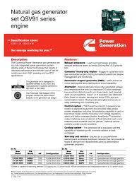 qsv 91 alternating current engines