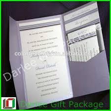 wholesale wedding invitations graceful ivory hardcover wedding invitations wholesale gift cards