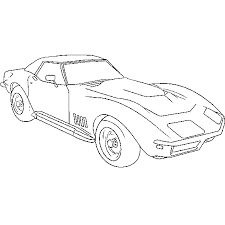 kidscolouringpages orgprint u0026 download car coloring page