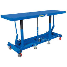 Furniture Dollies Home Depot by Vestil 96 In X 30 In 2 000 Lb Ergonomic Long Deck Cart Ldlt