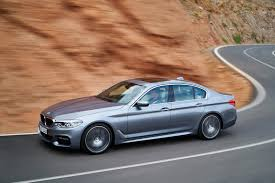 2017 bmw 5 series debuts lighter and more luxurious autoguide