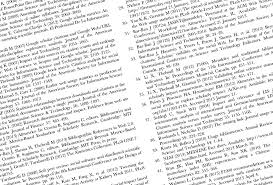 how to write a bibliography for a research paper scientific citation wikipedia