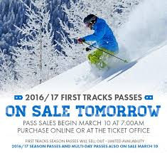 2016 17 passes unveiled at lowest price of season starting march