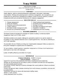 emejing employment resume examples contemporary waterlot info