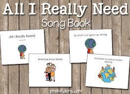 Family Theme Songs For Preschool