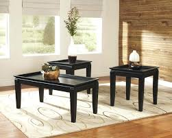 set of three end tables three piece table sets 3 piece pub table set 9 piece dining table