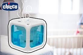 humidificateur chambre enfant l humidificateur à froid humi cube par chicco
