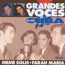 Cuba Meme - grandes voces de cuba vol 1 meme solis songs reviews credits