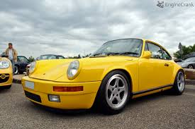 porsche yellow bird ruf ctr yellow bird enginecrank