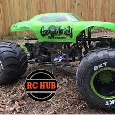 monster truck rc racing monster truck shoot out rc hub