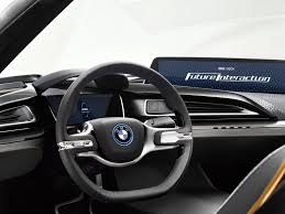 future bmw concept new concept by bmw this is the u201ci vision future interaction